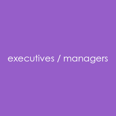 executives / managers